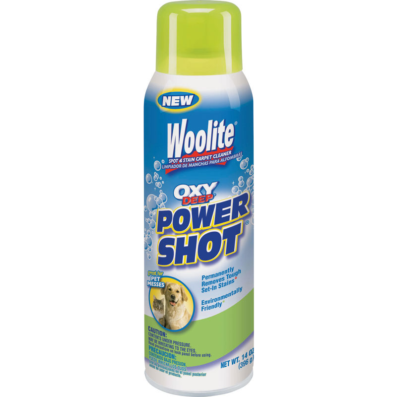 Woolite Oxy Power Shot Spot & Stain Remover - (6) 14 oz.