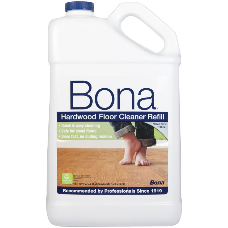 16 oz bona hardwood floor cleaner unoclean for Wood floor cleaner bona
