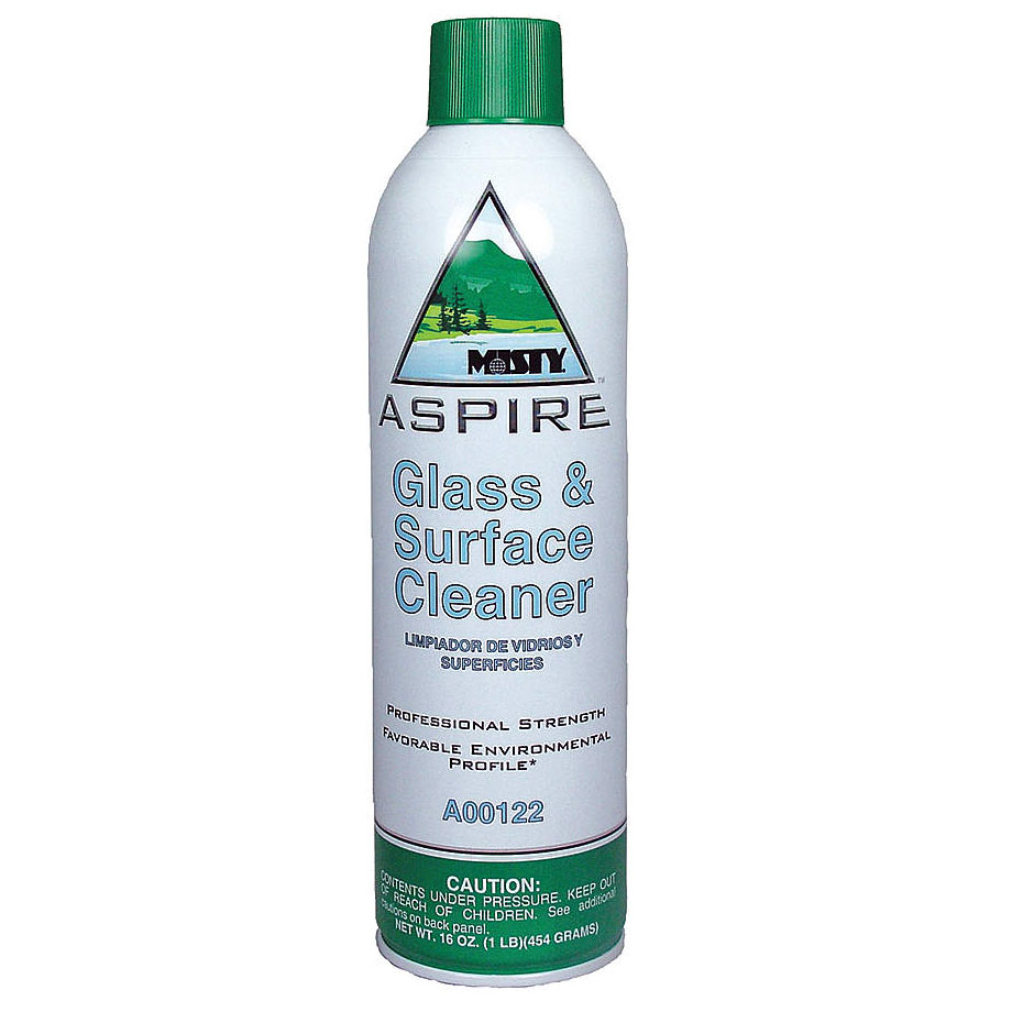 Amrep Misty ASPIRE Glass & Surface Cleaner