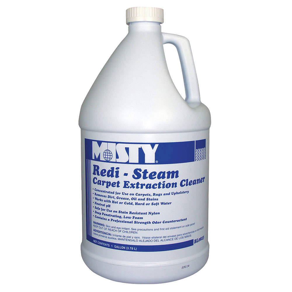 Misty Redi-Steam Low Foam Carpet Extraction Cleaner