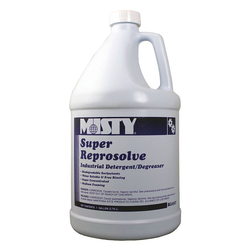 Amrep Misty Super Reprosolve Cleaner/Degreaser