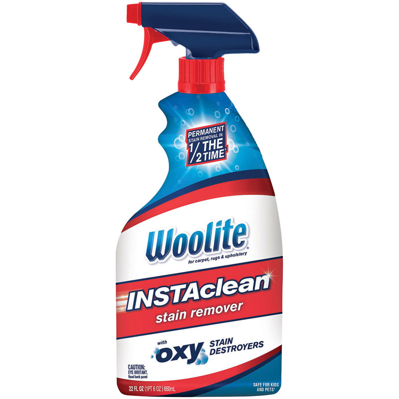 Bissell Woolite Oxy Deep Carpet Cleaner - Stain Remover - (9) 22 oz.