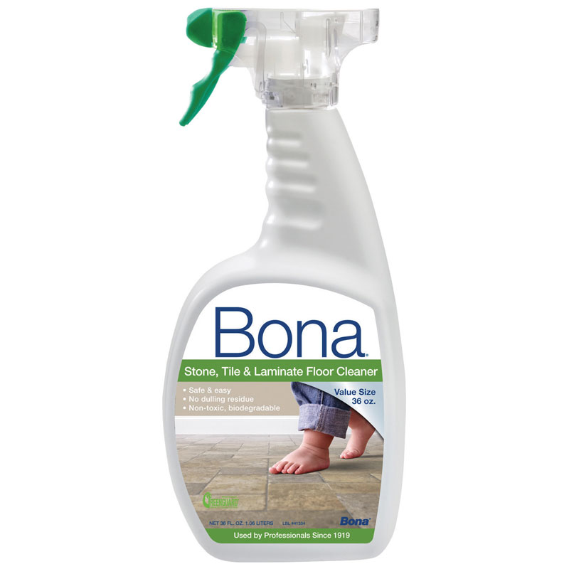 36 oz. Bona Stone, Tile & Laminate Floor Cleaner