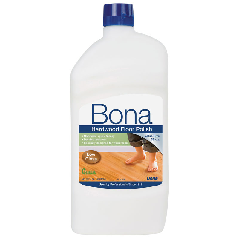36 oz. Bona Hardwood Low Gloss Floor Polish