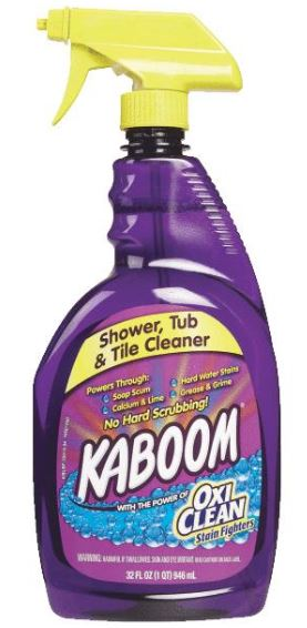 Kaboom Bathroom Cleaner Arm Amp Hammer 12 32 Fl Oz