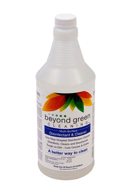 Multi-Surface Disinfectant Cleaner - 32 oz.