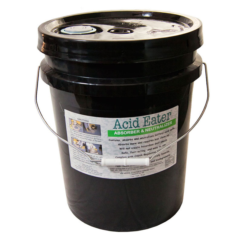 Acid Eater Absorber & Neutralizer - 5 Gallon