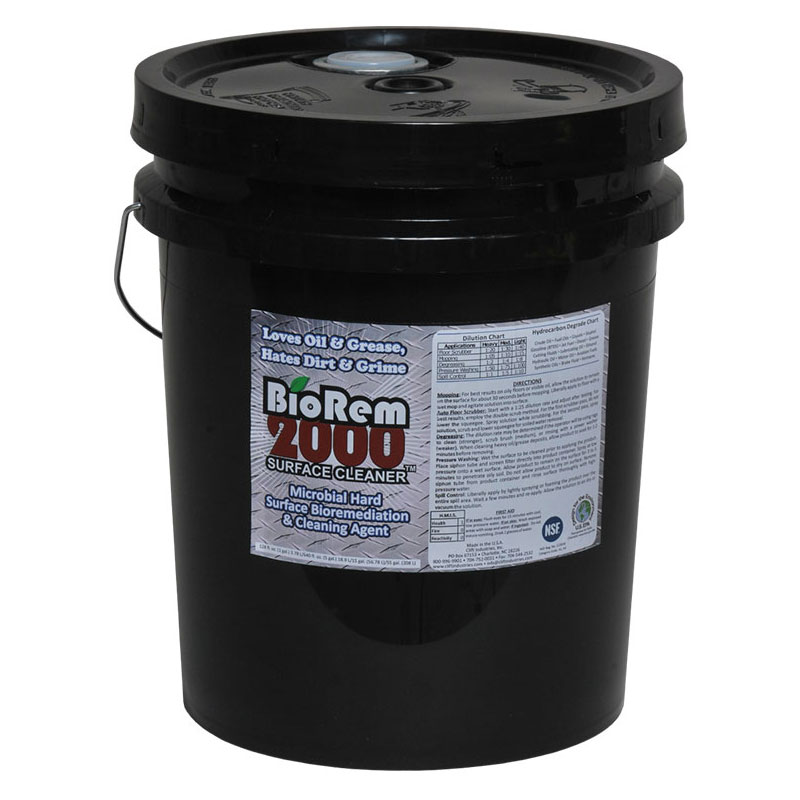 BioRem-2000 Surface Cleaner - 5 Gallon