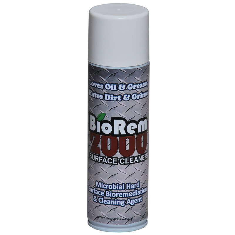 BioRem 2000 Aerosol Surface Cleaner - 20 oz.