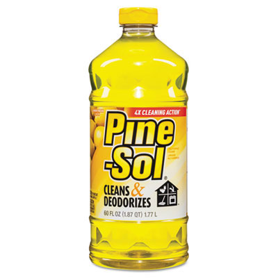 Pine-Sol Lemon Fresh Multi-Surface Cleaner - 60 oz.