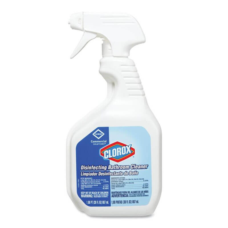 Clorox Disinfecting Bathroom Cleaner - Citrus Scent