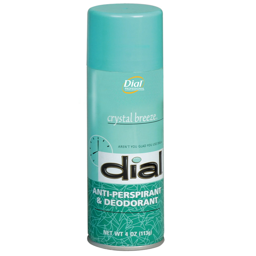 Dial Anti-Perspirant Deodorant - Crystal Breeze