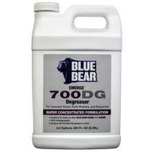 700DG Blue Bear Emerge Surface Degreaser - 2.5 Gallon