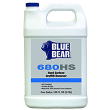 680HS Hard Surface Graffiti Remover - 1 Gallon FRM-HS1GWD