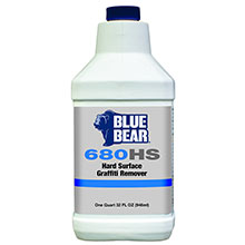 680HS Hard Surface Graffiti Remover - 1 Quart FRM-HSQTWD