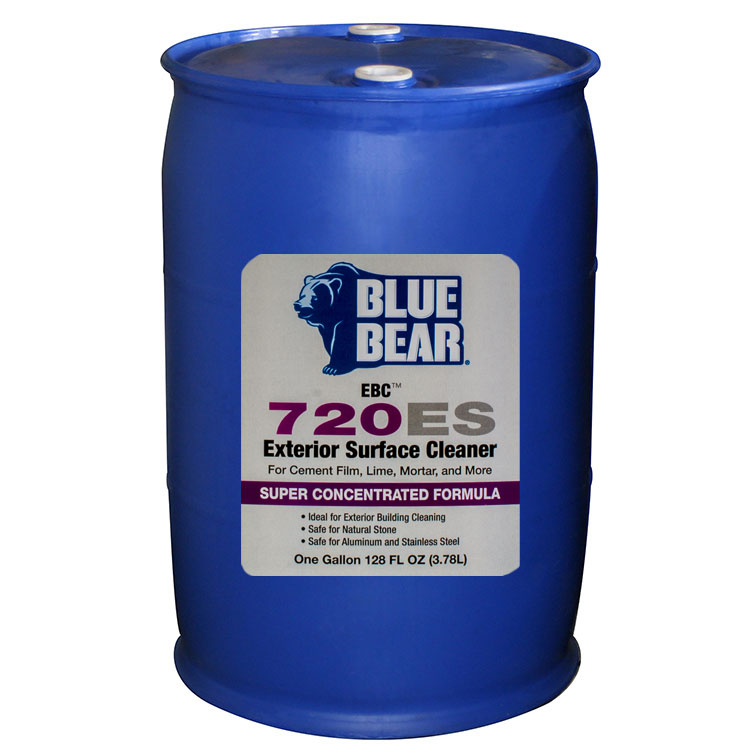 Franmar EBC Exterior Building Cleaner - 55 Gallon Drum