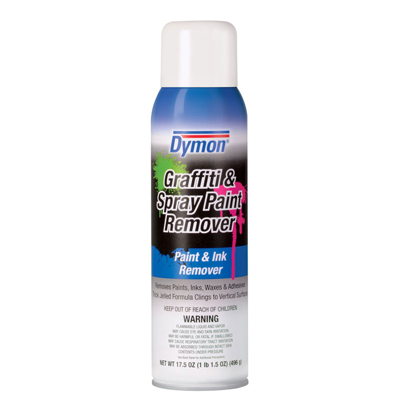 dymon graffiti paint remover aerosol cleaner. Black Bedroom Furniture Sets. Home Design Ideas