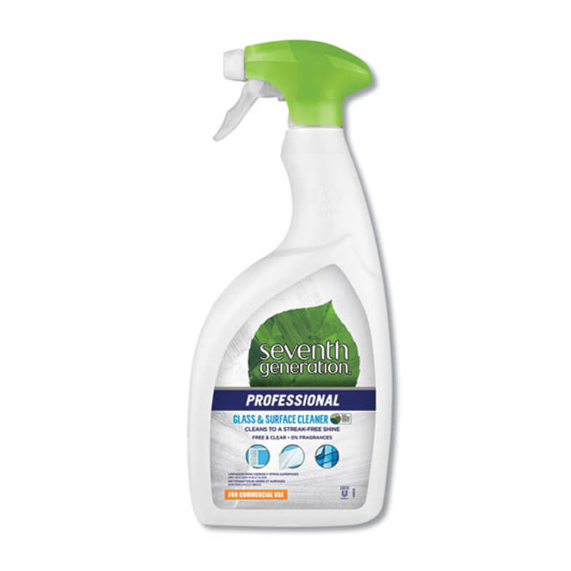 Seventh Generation Natural Glass Surface Cleaner