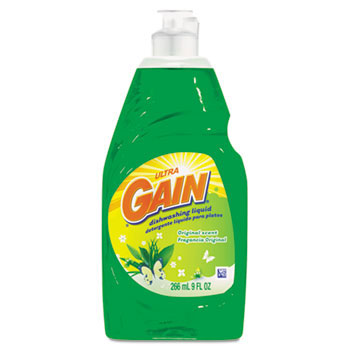 Gain Dishwashing Liquid Detergent - 11 oz.