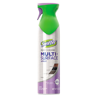 Swiffer Dust & Shine Furniture Polish Cleaner