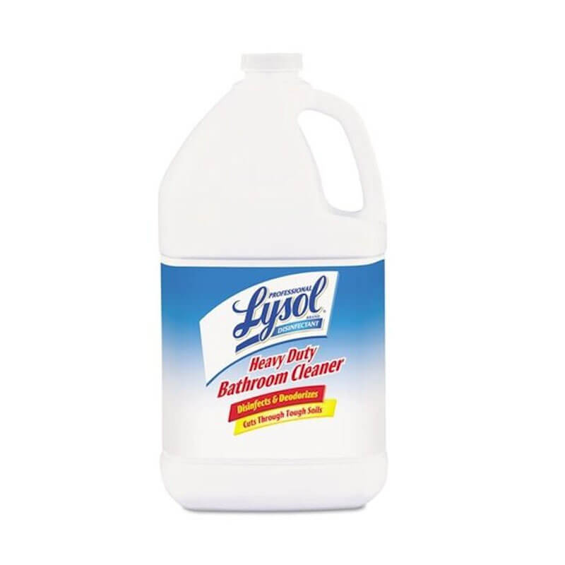 Disinfectant Heavy-Duty Bathroom Cleaner - (4) 32 Gallons Bottles