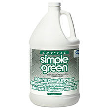 Simple Green All-Purpose Industrial Cleaner & Degreaser - 1 Gallon