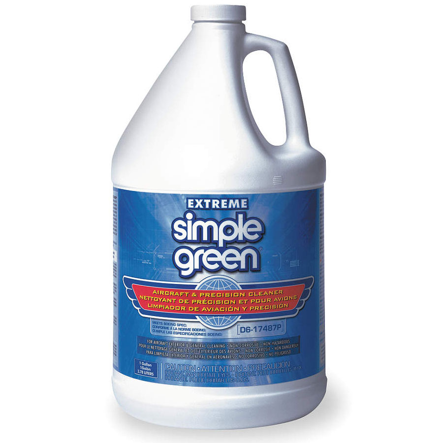 Simple Green Extreme Aircraft & Precision Cleaner Degreaser