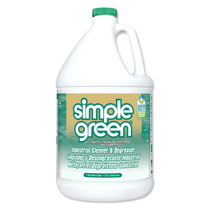 Simple Green All-Purpose Industrial Cleaner / Degreaser - 1 Gallon Bottle