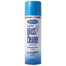 Sprayway Aerosol Glass & Surface Cleaner
