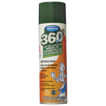 Sprayway 360 Multi Surface Cleaner