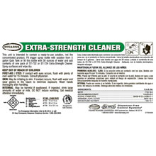 Stearns 1050 Extra Strength Cleaner Concentrate - Label