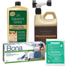 Stone, Tile & Grout Cleaners
