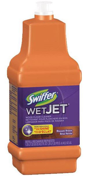 Swiffer Wet Jet Wood Floor Cleaner Unoclean