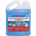 Wet & Forget Moss, Mold & Mildew Stain Remover - 2 Liter Bottle