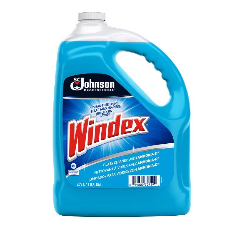 Diversey Windex Ready-to-Use Glass Cleaner