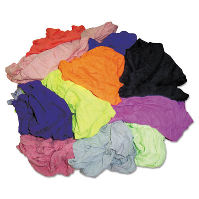 Assorted Color Polo T-Shirt Rags