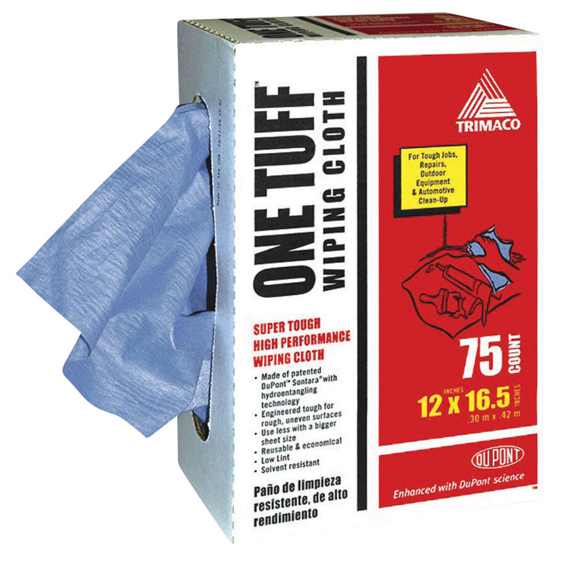 75 Count One Tuff Wiping Cloths