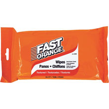 Fast Orange Hand Cleaner Wipes