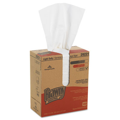 Brawny Light-Duty Paper Wipes