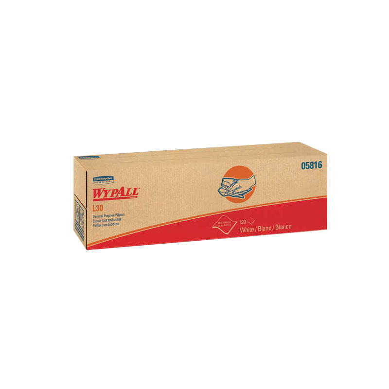 Kimberly Clark WypAll® L30 Wipers POP-UP® Box KCC05816