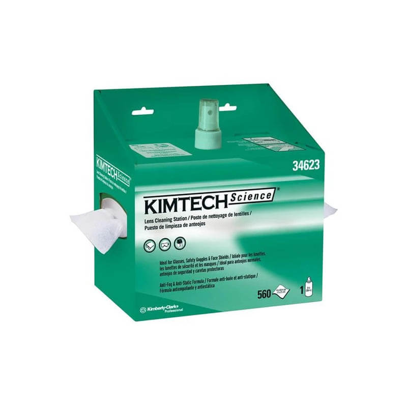 KimTech Science Lens Cleaning Station