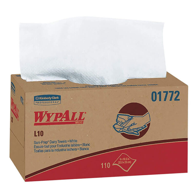 WypAll L10 Dairy Towels