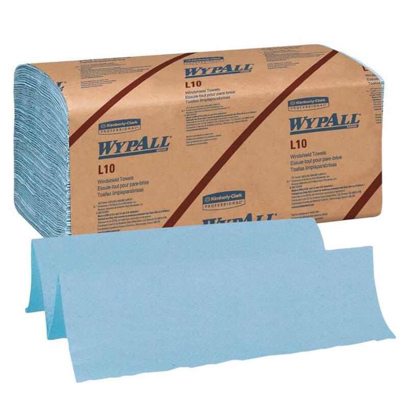 WypAll L10 Windshield Towels