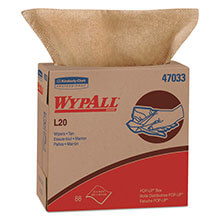 Kimberly Clark WypAll L20 All-Purpose Wipers