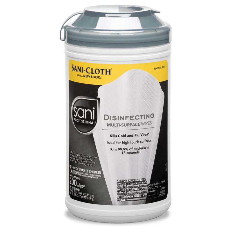 Sanit-Cloth Disinfecting Surface Wipes