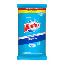 Windex Glass & Surface Wet Wipes
