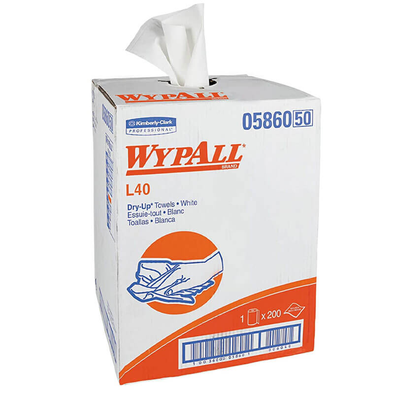 Kimberly Clark WypAll® Dry-Up® Towels KCC05860