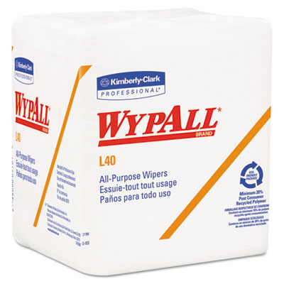 WypAll L40 All-Purpose Fold Wipers