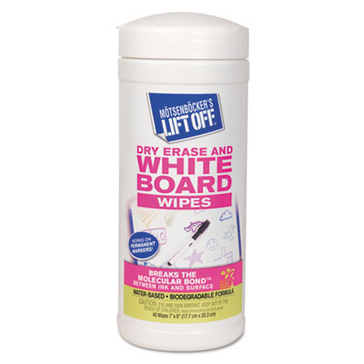 Lift Off Dry Erase Board Wipes