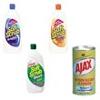 Commercial Chemical Cleansers - Janitorial Cleaning Chemicals